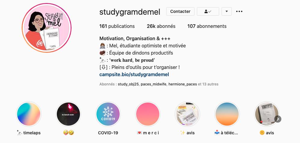 studygramdemel, studygram instagram